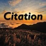 Citation: Sur une île déserte